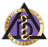 America's top Dentists medal
