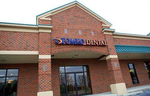 Exterior of Tomko Dental Associates